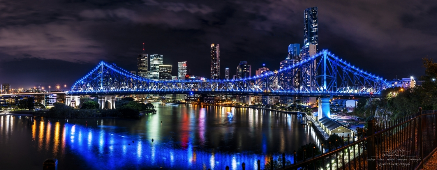 Brisbane River Story Bridge
