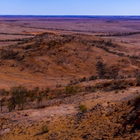 Deons Lookout, Outback Australia