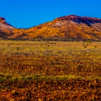 Mt Henderson, Outback Queensland